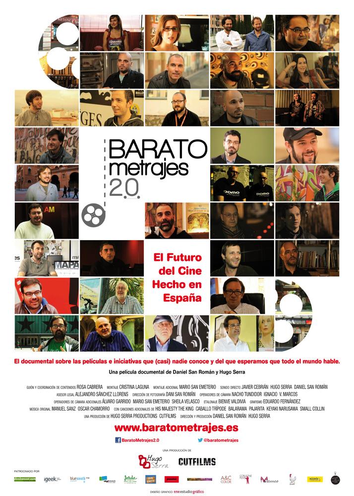 poster baratometrajes 2.0