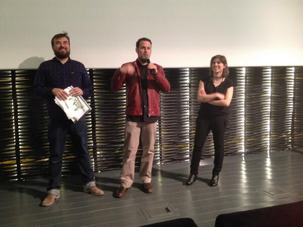 Foto estreno Cineteca